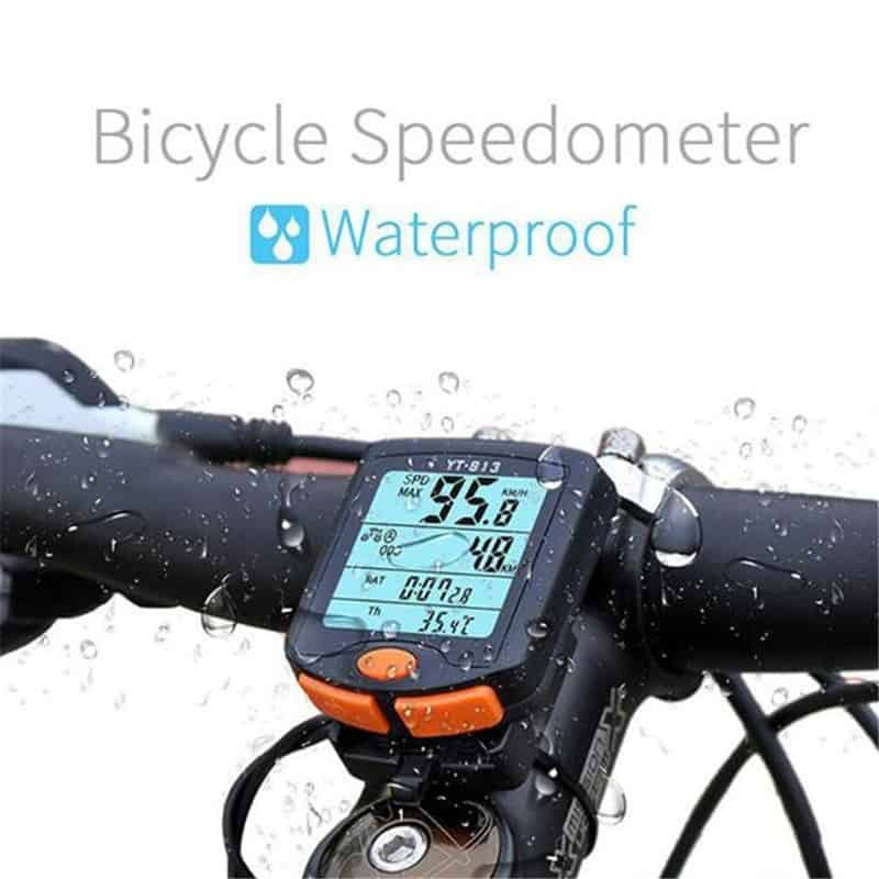 Rainproof Speedometer For Bicycle